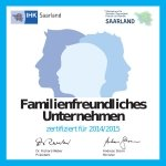 eXirius erfolgreich als Familienfreundliches Unternehmen zertifiziert