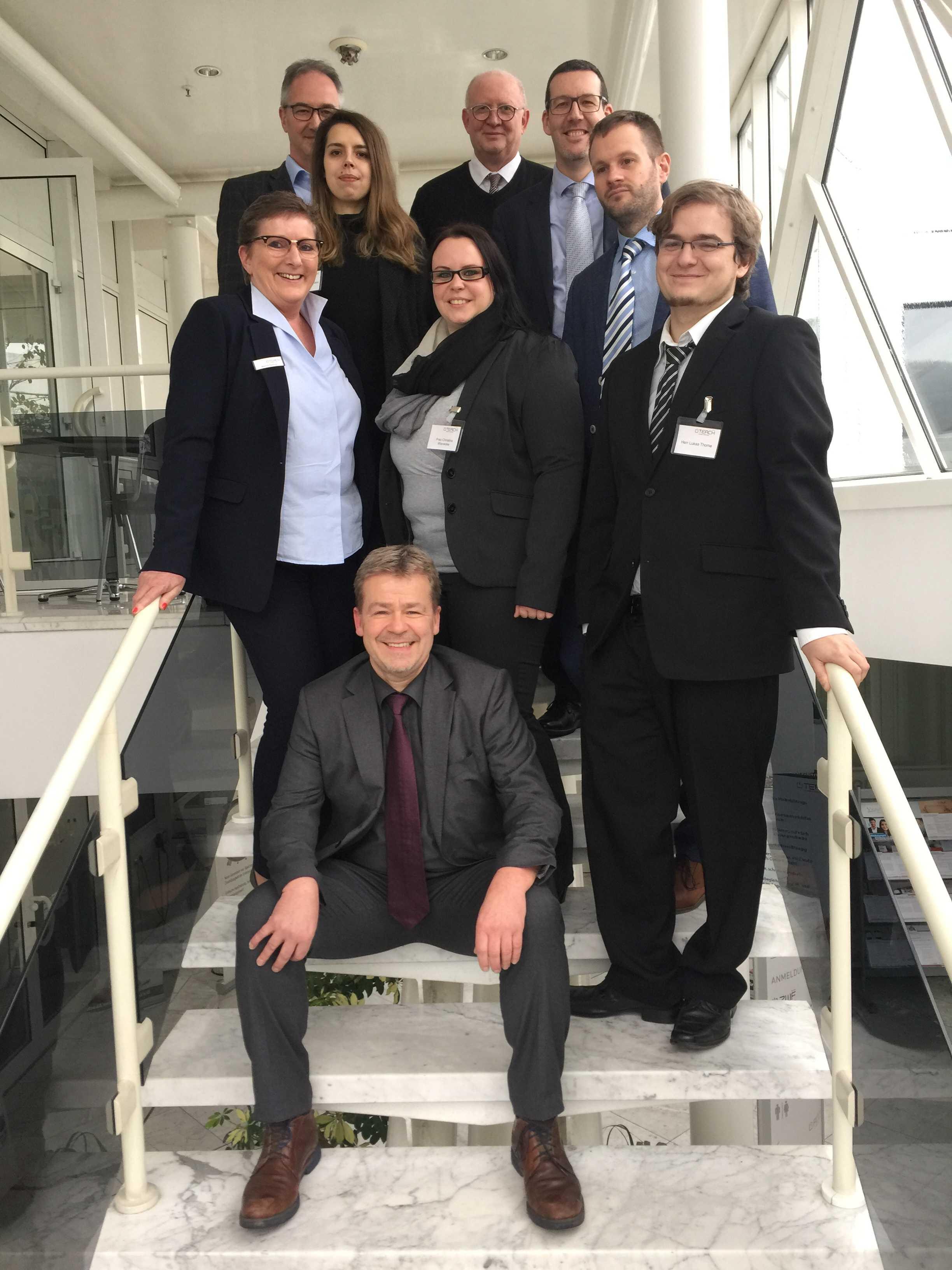 Erste erfolgreiche GPM Inhouse Zertifizierung im Jahr 2019