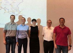 Jubiläum der Saarbrücker Reihe PM in Eppelborn