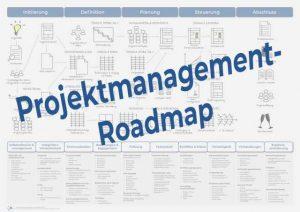 Projektmanagement-Roadmap nach GPM/IPMA
